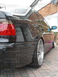 rear arch rolled